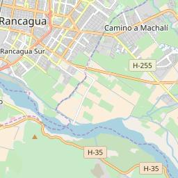 Map of Chapa Verde