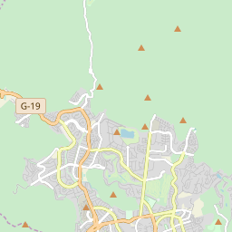 Map of Valle Nevado