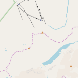Map of Cairngorm Mountain