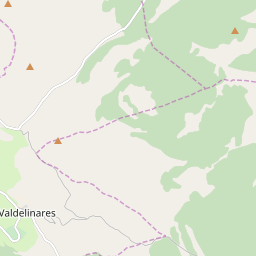 Map of Valdelinares