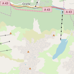 Map of Orelle