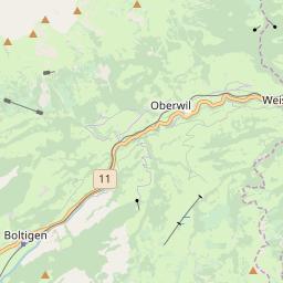 Map of Boltigen