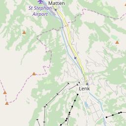 Map of Lenk