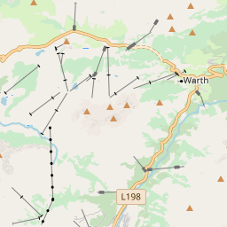 Map of Warth