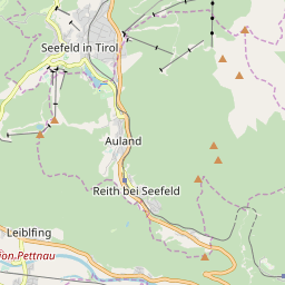 Map of Seefeld