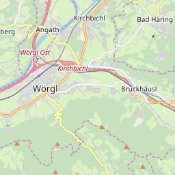 Map of Wörgl
