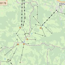 Map of SkiWelt
