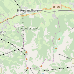 Map of Westendorf