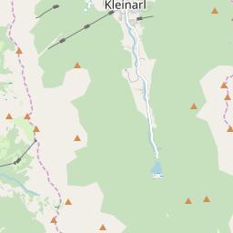 Map of Amadé
