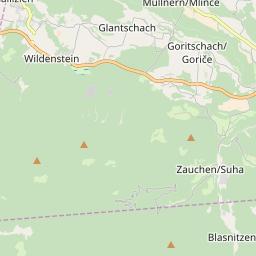 Map of Zauchensee