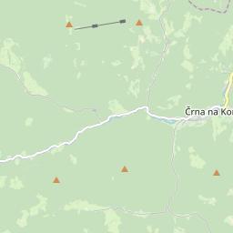 Map of Peca