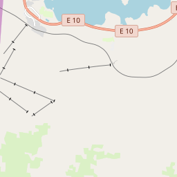 Map of Riksgränsen