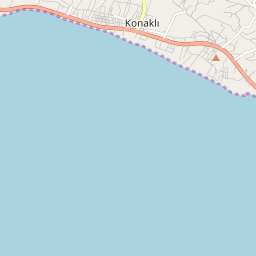 Map of Konakli