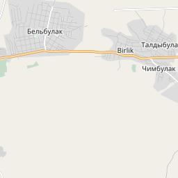 Map of Chimbulak
