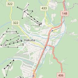 Map of Hakuba 47