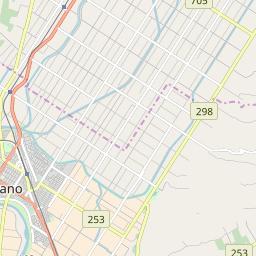 Map of Furano