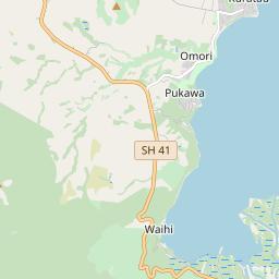 Map of Tukino