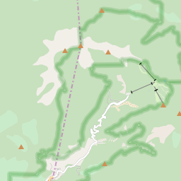 Map of Mt Baldy