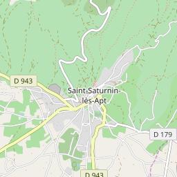 Apt France Map.Self Catered Chalet Villa Prescilla Saint Saturnin Les Apt J2ski