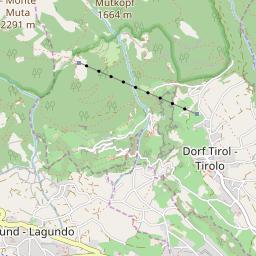 Tirol Italy Map.Tirol Hotels And Apartments J2ski