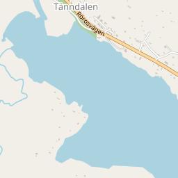 Tänndalen Ramundberget Map Resort Accommodation Location J2ski