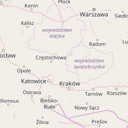 Polish Ski Resort And Airport Map J2ski