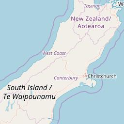 Rotorua New Zealand Map.Map Of 4 Ski Areas Near Rotorua J2ski